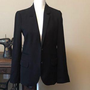 J. Crew black blazer size 6